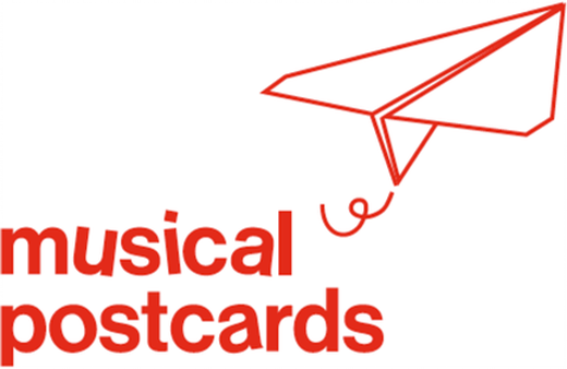 Logo Musical Postcards