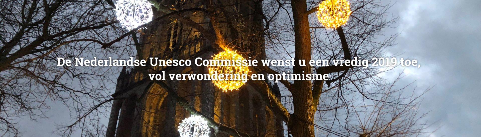 De Unesco Commissie Wenst Ieder Een Vredig 2019 Unesco Commissie