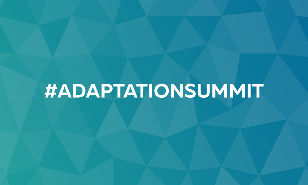#adaptationsummit