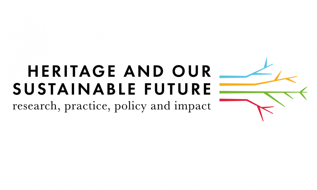 Logo conferentie Heritage and our Sustainable Future