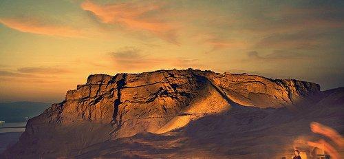 MASADA SOUND LIGHT SHOW twilight . (Foto: CC/Flickr.com | A   M)