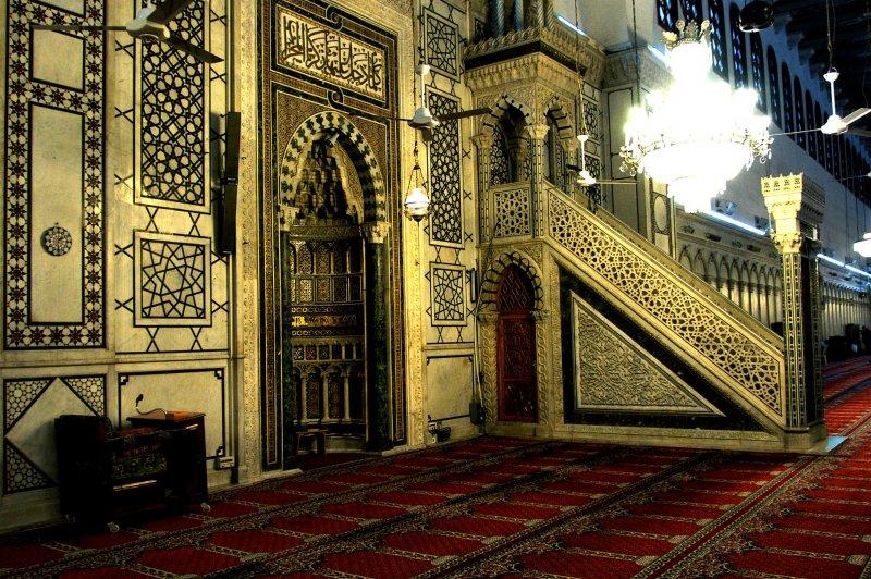 минбар в мечети картинка фотография будет более