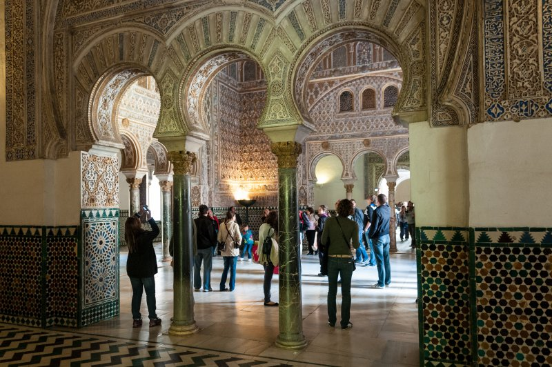 Alcazar of Seville. (Foto: CC/Flickr.com | Anna & Michal)