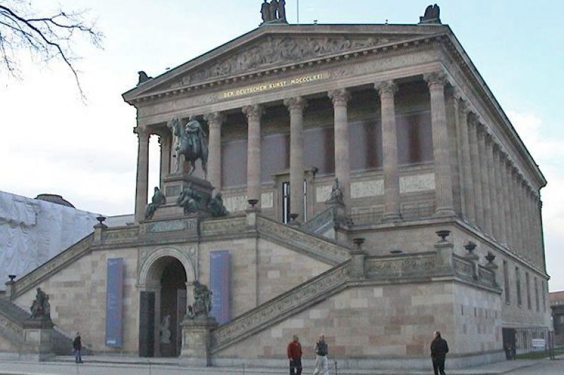 Alte Nationalgalerie. (Foto: CC/Flickr.com | Pedro Plassen Lopes)