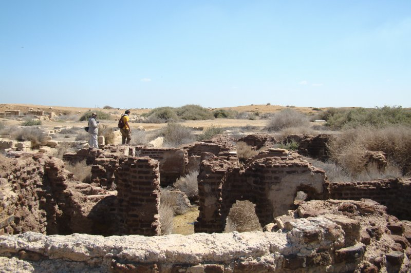 Baths at Abu Mena VII . (Foto: CC/Flickr.com | Institute for the Study of the Ancient World)