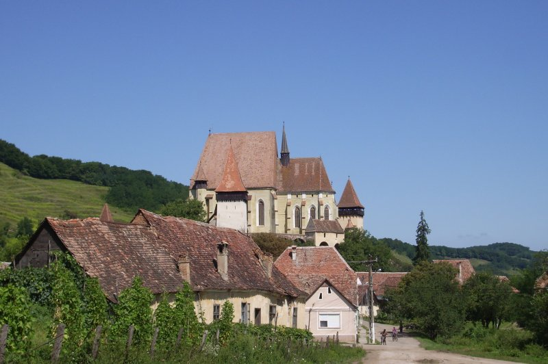 Biertan and its Fortified Church. (Foto: CC/Flickr.com | Neil and Kathy Carey)