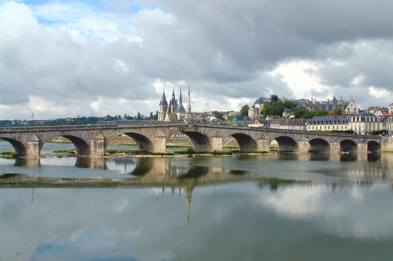 Blois bridge. Loire valley, France. (Foto: CC/Flickr.com | Olivier)