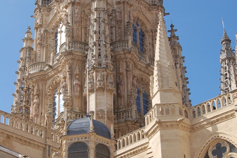 Burgos Cathedral. (Foto: CC/Flickr.com | Stephen McParlin)