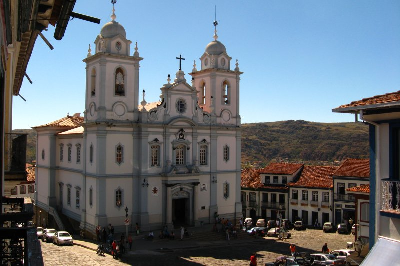 Cathedral - Diamantina, Brazil. (Foto: CC/Flickr.com | ...your local connection)
