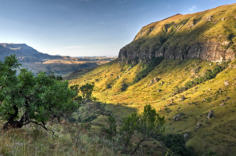 Cathedral Peak area - Ukhahlamba Drakensberg National Park South Africa. (Foto: CC/Flickr.com | Jono Hey)
