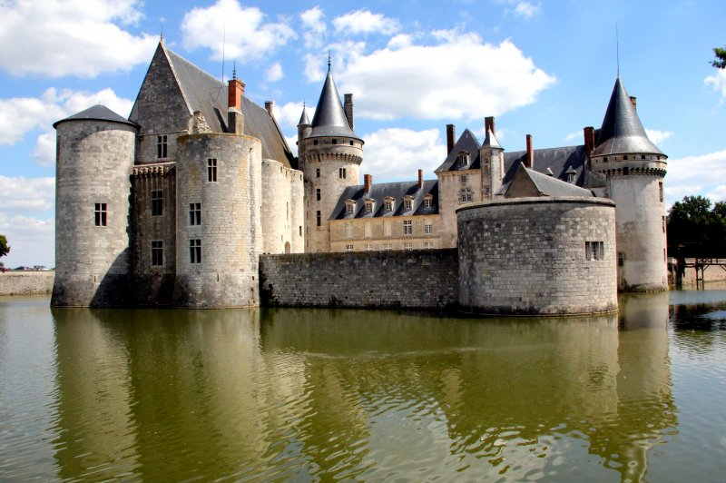 Chateau de Sully-sur-Loire. (Foto: CC/Flickr.com | Richard)