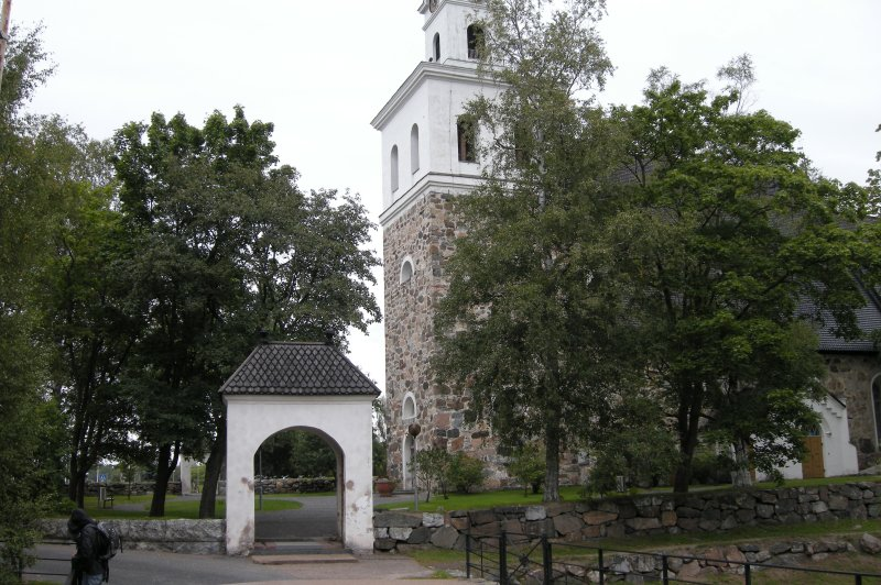 Church Of The Old Cross, Old Rauma, Western Finland. (Foto: CC/Flickr.com | David Jones  )