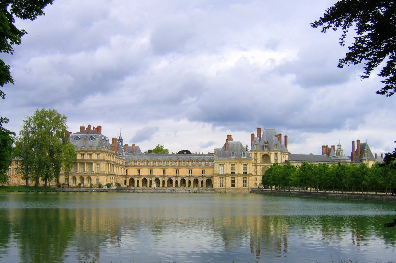 Clouds Hang over Fontainebleau. (Foto: CC/Flickr.com | Greg Emel)