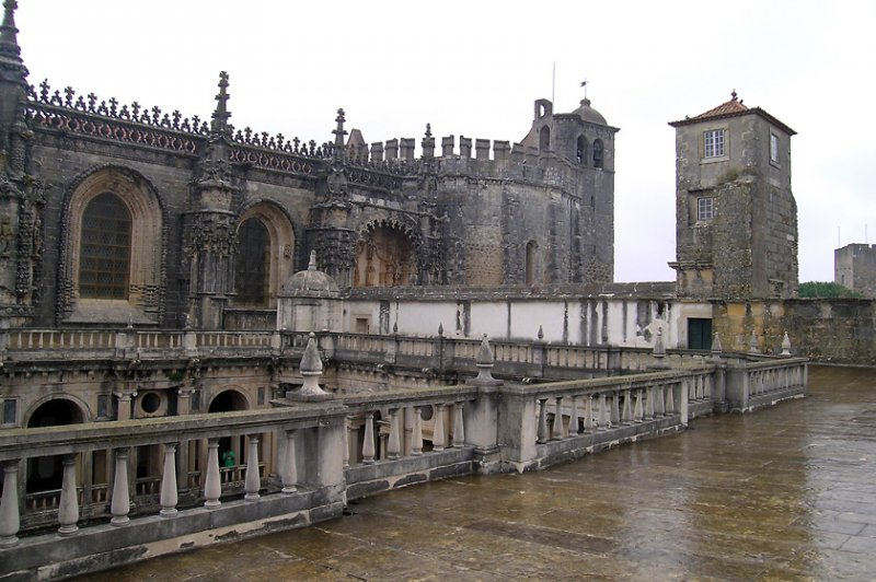 Convent at Tomar, Portugal. (Foto: CC/Flickr.com | )