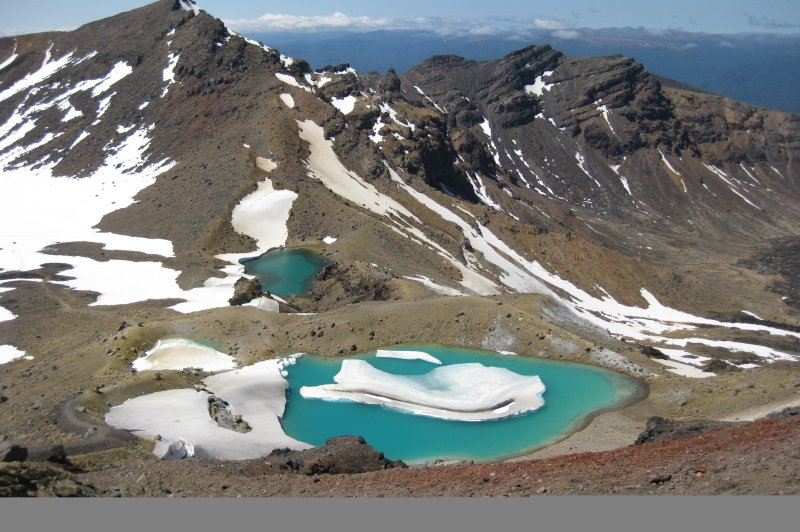 Emerald Lakes, Tongariro Crossing, New Zealand. (Foto: CC/Flickr.com | Mark Houchin)