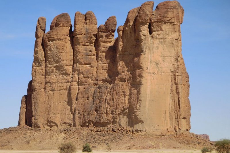 Ennedi Mountains. (Foto: CC/Flickr.com | David Stanley)