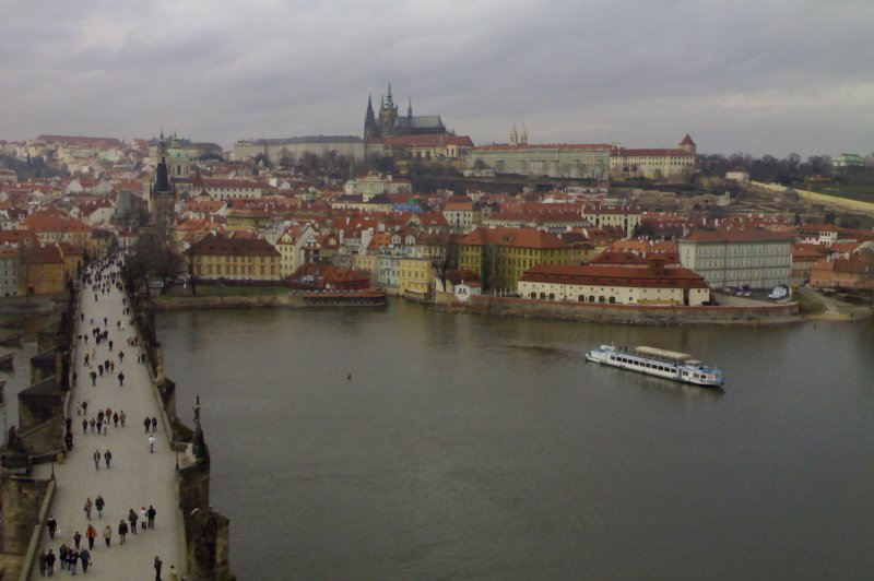 from the charles bridge tower 6 . (Foto: CC/Flickr.com | odavy)