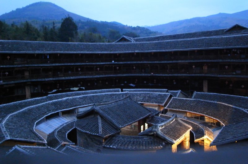 Fujian Tulou - The prince of Tulou. (Foto: CC/Flickr.com | bruceonmymind)