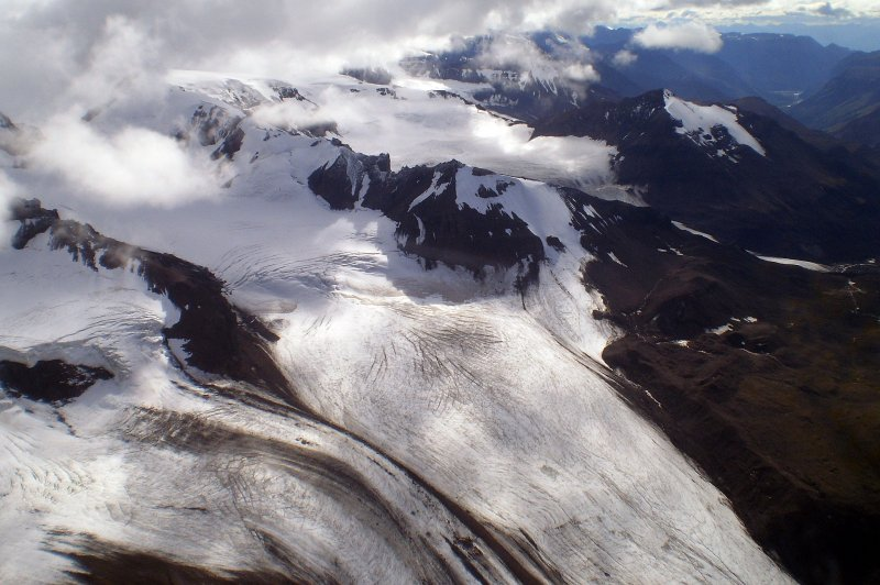 Glacier in Wrangell-St. Elias. (Foto: CC/Flickr.com | James Brooks)