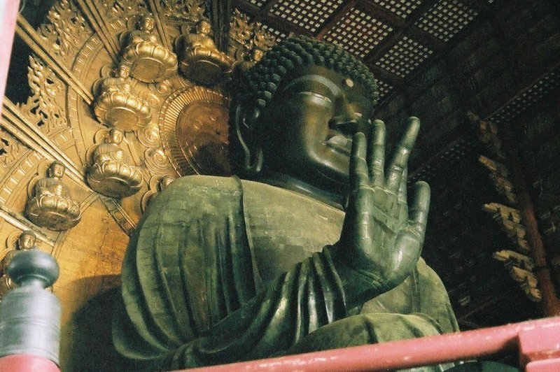 Great Buddha. (Foto: CC/Flickr.com | Hideyuki KAMON)