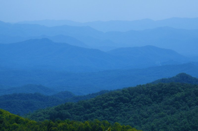 Great Smoky Mountains. (Foto: CC/Flickr.com | Rich Levine)