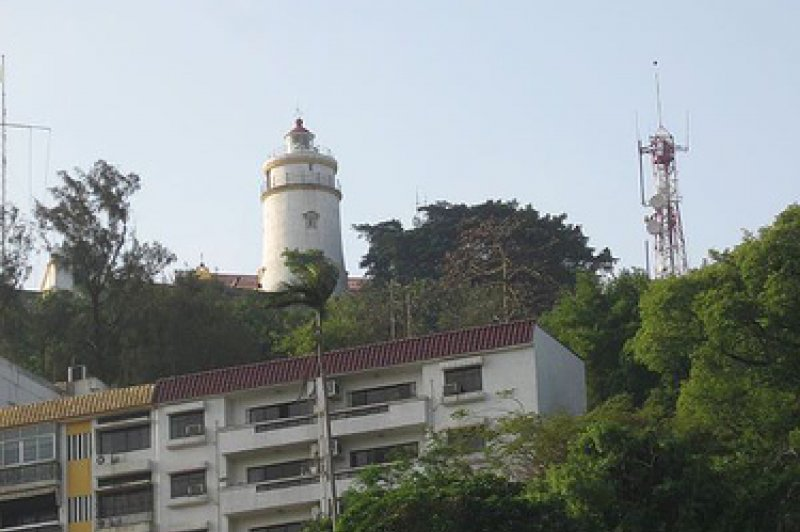 Guia Lighthouse in Macau. (Foto: CC/Flickr.com | Mike Lee)