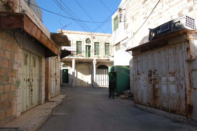 Hebron. (Foto: CC/Flickr.com | Scott Stadum)