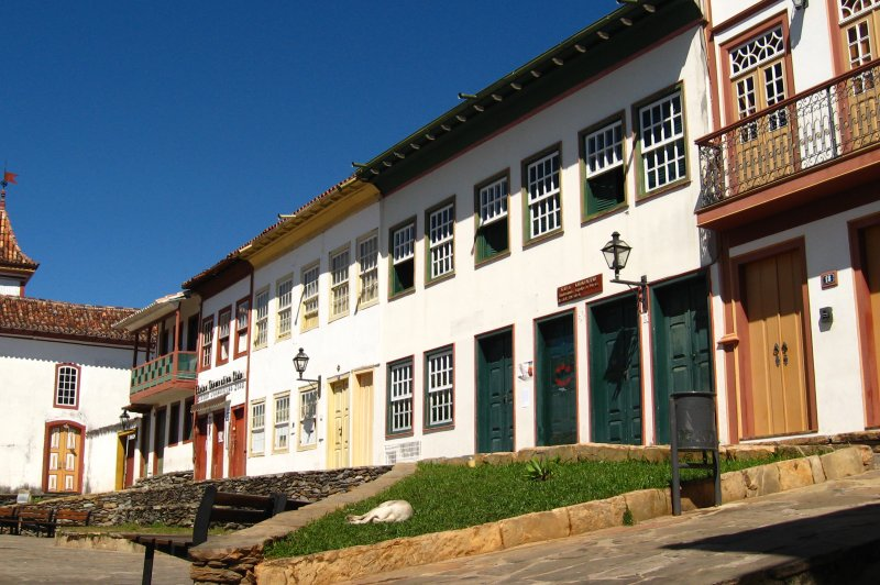 Heritage - Diamantina, Brazil. (Foto: CC/Flickr.com | ...your local connection)