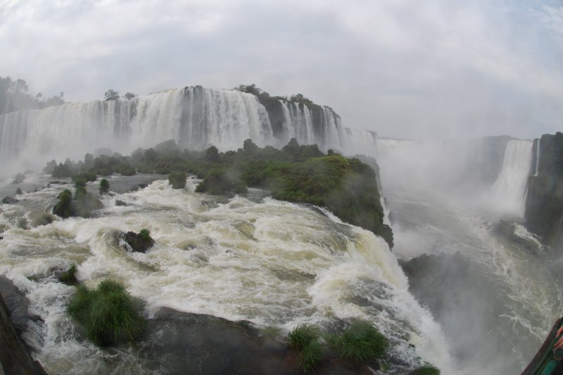 Iguazu National Park. (Foto: CC/Flickr.com | Alex Grechman)
