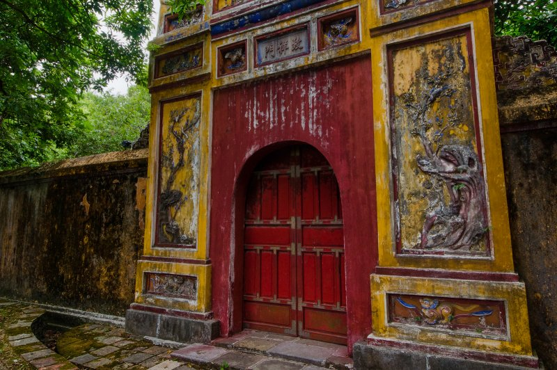 Imperial City of Hue. Vietnam. (Foto: CC/Flickr.com | Fougerouse Arnaud)