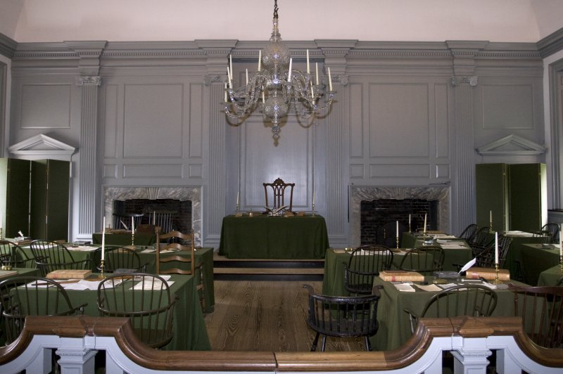 Independence Hall. (Foto: CC/Flickr.com | Michael Righi)