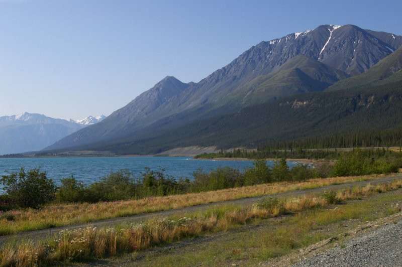 Kluane Lake. (Foto: CC/Flickr.com | Zoe52)