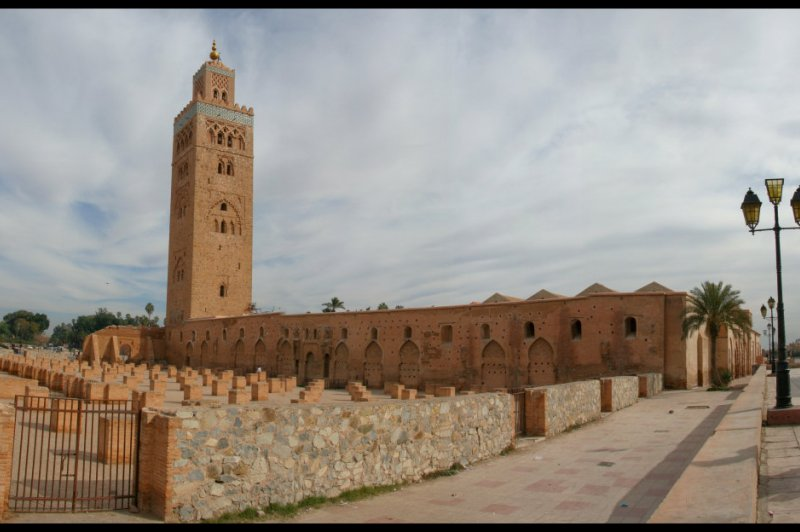Koutoubia Mosque - Morocco. (Foto: CC/Flickr.com | Patrick Mayon)