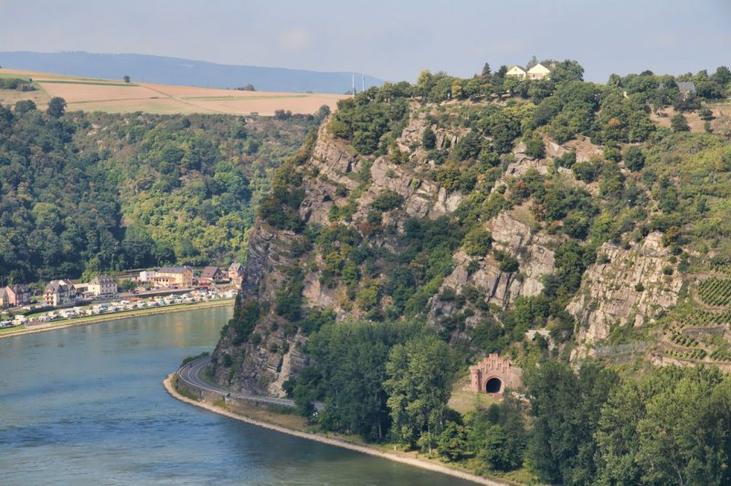 Loreley - the famous rock at the rhine.. (Foto: CC/Flickr.com | Mundus Gregorius)