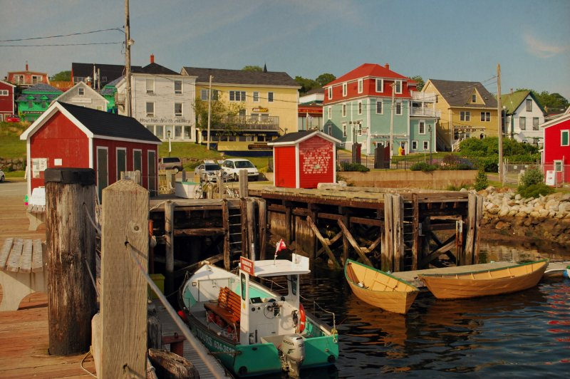 Lunenburg Waterfront. (Foto: CC/Flickr.com | Maritess)