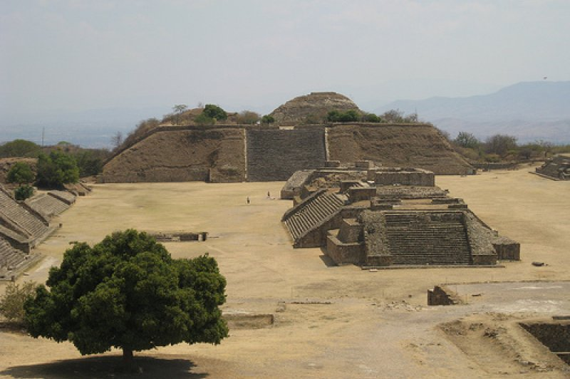 Monte Alban, Mexico. (Foto: CC/Flickr.com | Bessie and Kyle)