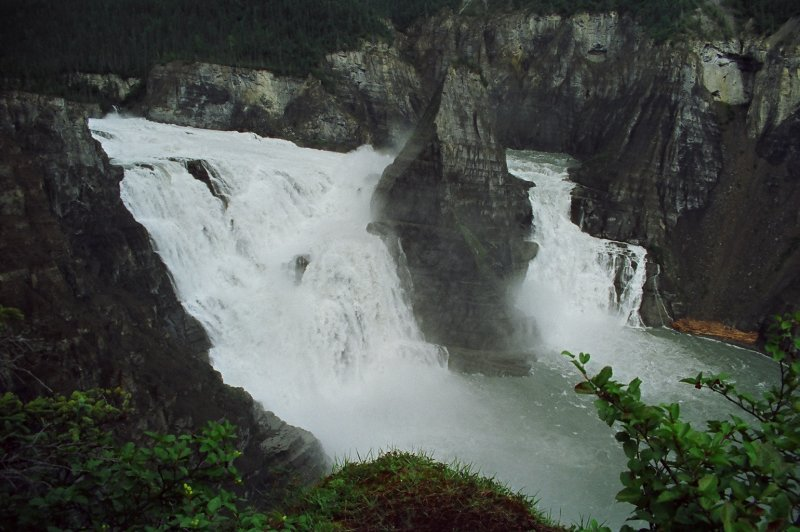 Na' ili Cho, Virginia Falls, NWT. (Foto: CC/Flickr.com | Mike Beauregard)