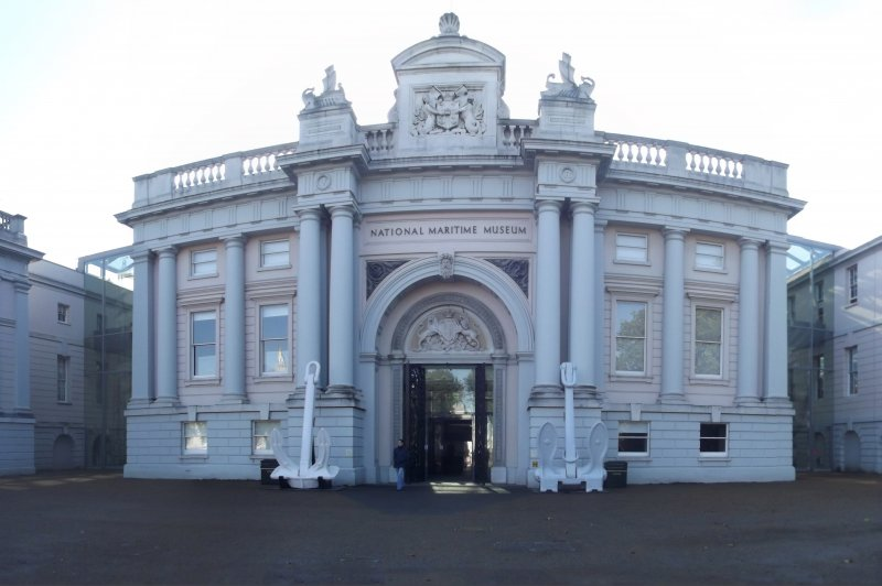 National Maritime Museum, Greenwich - panoramic. (Foto: CC/Flickr.com | Elliott Brown)