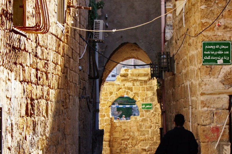 Old City of Akko. (Foto: CC/Flickr.com | Shayan (USA))