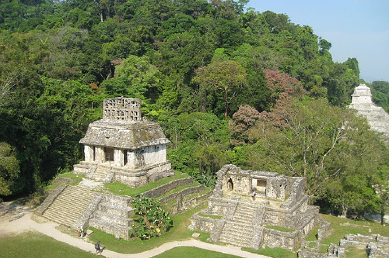 Palenque, Mexico. (Foto: CC/Flickr.com | Bessie and Kyle)