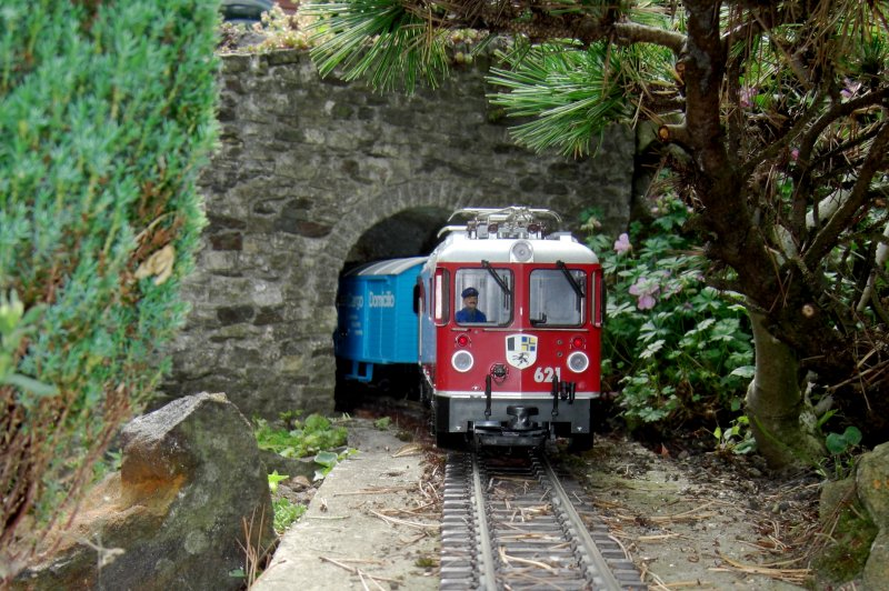 PIZ ATSCH TUNNEL. (Foto: CC/Flickr.com | Darkroom Daze)