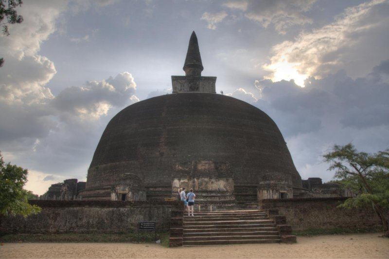 Polonnaruwa. (Foto: CC/Flickr.com | jim crossley)