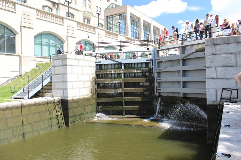 Rideau Canal Locks. (Foto: CC/Flickr.com | ¡Carlitos)