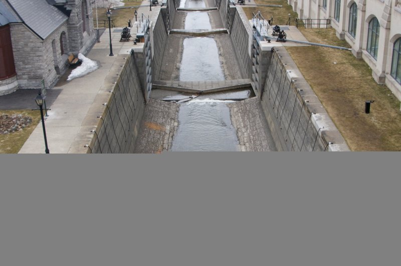 Rideau Canal locks. (Foto: CC/Flickr.com | Willem van Bergen)