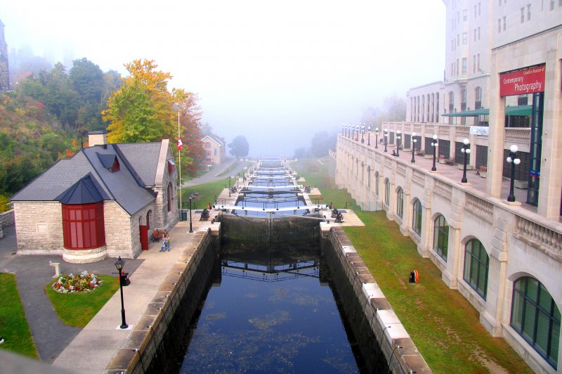 Rideau Canal, UNESCO World Heritage. (Foto: CC/Flickr.com | John Talbot)