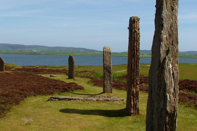 ring of brodgar 10. (Foto: CC/Flickr.com | damian entwistle)