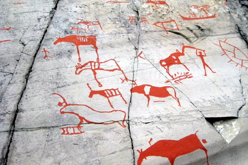 Rock Art from Alta, Norway. (Foto: CC/Flickr.com | Ingwii)