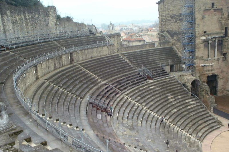 Roman Theater, Orange, France. (Foto: CC/Flickr.com | samuel_belknap)