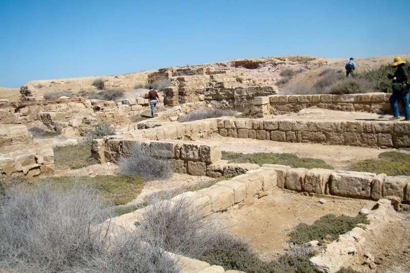 Ruins at Abu Mena II . (Foto: CC/Flickr.com | Institute for the Study of the Ancient World)