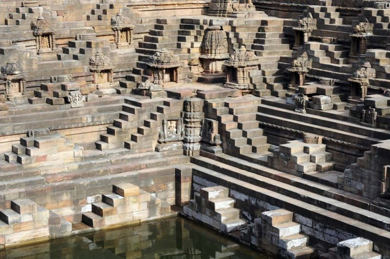 Scottish Ten to capture Rani Ki Vav Stepwell. (Foto: CC/Flickr.com | Scottish Government)